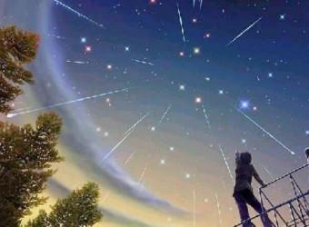 Сегодня ночью харьковчане смогут увидеть самый яркий звездопад года, повтор которого будет только в 2061 году