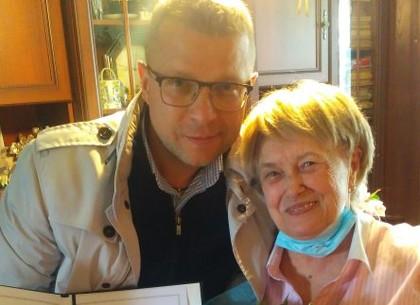 Ветеранів Шевченківського району привітали з прийдешніми святами (ФОТО)