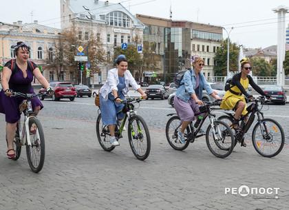 На выходных в Харькове - женский велозаезд