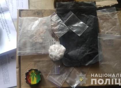 Пойман закладчик с домашним запасом наркоты (ФОТО)