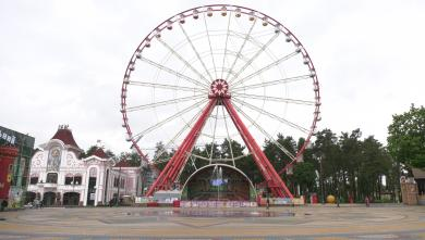 Инклюзивная детская площадка и новый аттракцион: в парке Горького поделились планами на лето (ВИДЕО)