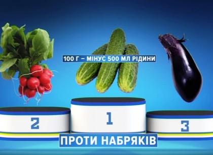 Полезная программа: какие продукты помогут избавиться от отеков?