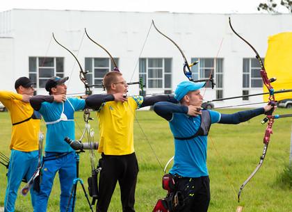 В Харькове проходит всеукраинский турнир по стрельбе из лука (ФОТО)