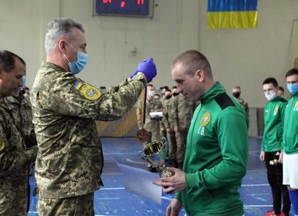 В Харьковском гарнизоне определили лучшую футбольную команду (ФОТО)