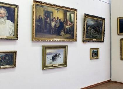 Харків'ян запрошують у Художній музей на День відкритих дверей
