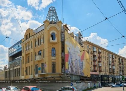 Ігор Терехов проінспектував хід будівництва Будинку нерухомості (ФОТО)