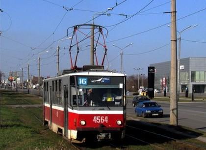 Трамваї №16 та 26 на тиждень змінять маршрут, №16А - не ходитиме