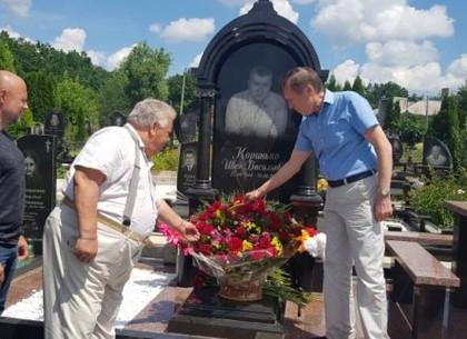 У Харкові вшанували пам'ять Івана Корінька