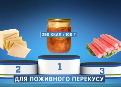 «Полезная программа»: ТОП-3 питательных продуктов для быстрого перекуса