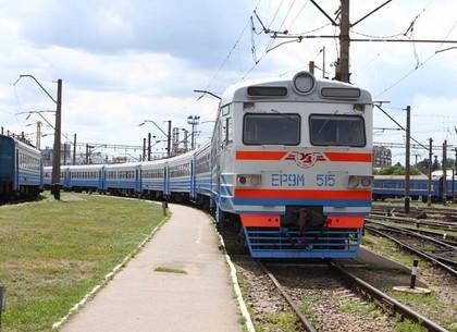 Еще два поезда из Харькова к морю запустила Укрзалізниця