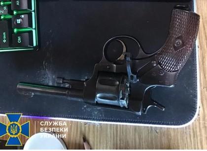 В Харькове разоблачили банду, которая изготовляла огнестрельное оружие (ВИДЕО)