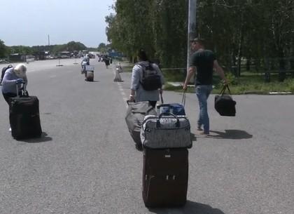 Конец обдираловке маршрутчиков - границу на «Гоптовке» вновь можно пересечь пешком