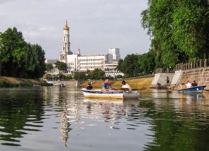 Жаркие дни в Харькове (ФОТО)