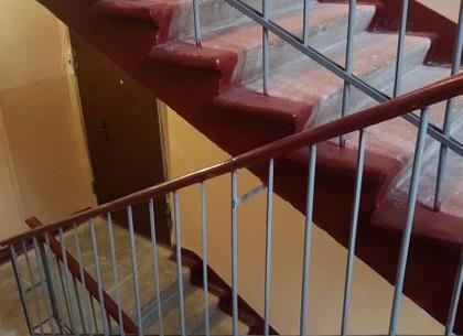У Харкові триває ремонт під'їздів житлових будинків