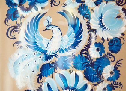 В Харькове проходят выставки петриковской росписи и художественного валяния (ФОТО)