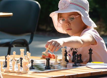 В Харькове начали устраивать вечера шахмат (ФОТО)