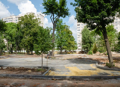 В Харькове реконструируют три большие зоны отдыха (ФОТО)