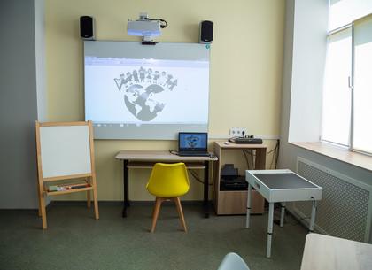В учебных заведениях Харькова создаются комфортные условия для особых детей (ФОТО)