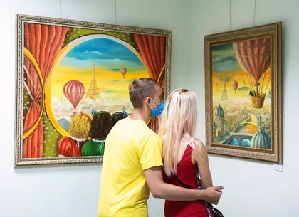 В Харькове открылись сразу две художественные выставки (ФОТО)