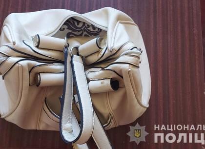 Украл сумку женщины в церкви: рецидивист задержан (ФОТО)
