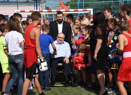 Геннадий Кернес - Харьков готовится к началу полноценной учебы