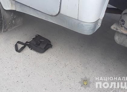Подкатил на BMW и обокрал Газель: залетный вор с Юга пойман копами (ФОТО)