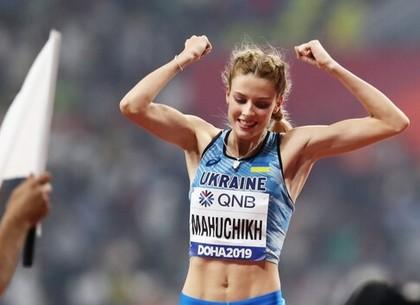 Харьковчанка допрыгнула до первого золота в сезоне на этапе Бриллиантовой лиги