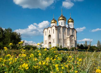 Август на Салтовке, Харьков (ФОТО)