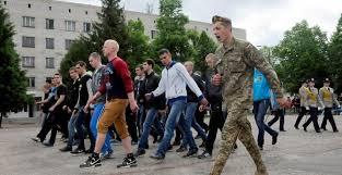 Осенний призыв в Харькове снова будет бить общеукраинские рекорды