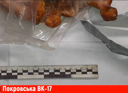В копченой курице нашли наркотики - новый рецепт из Покровки (ВИДЕО)