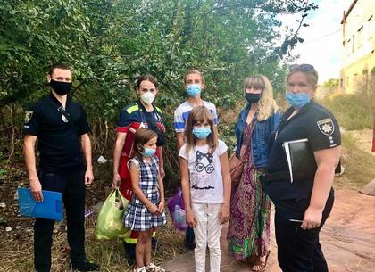 Трех детей забрали из неблагополучной семьи (ФОТО)
