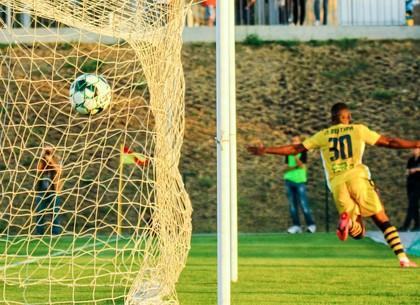 Футбол. У желто-синих - первая победа в сезоне (ВИДЕО)