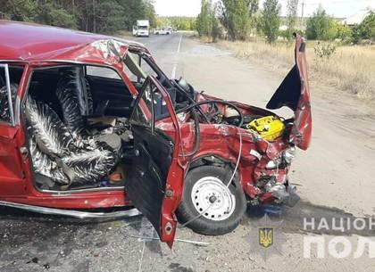 Смертельное ДТП: пассажирка погибла, водители в больнице (ГУ Нацполиции)