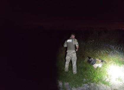 Ночью на границе поймали контрабандиста (ГПСУ)