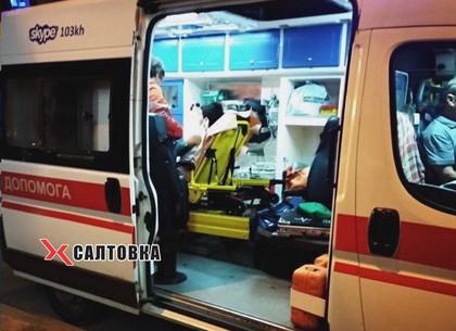 Мотоциклист сбил 12-летнего ребенка и сбежал (ГУ НП)