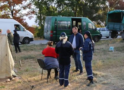 Катастррофа под Чугуевом: Спасатели завершили работу на месте трагедии (МВД)