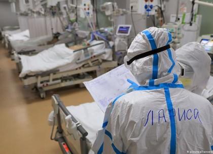 Соцстрах «бъет в набат» - количество заболевших и погибших от COVID-19 медиков побило очередной психологический рекорд (ФСС Украины)