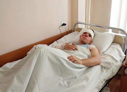 Почетный харьковчанин Павел Фукс передаст 100 тысяч гривен уцелевшему в авиакатастрофе курсанту (Горсовет)