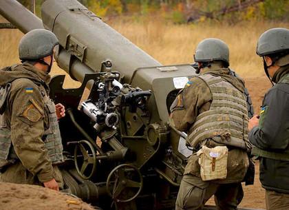 ФОТО: «Стреляем полным зарядом» - харьковские артиллеристы показали в каких условиях учатся (Хроники)