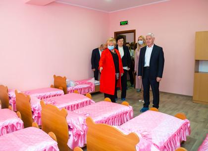 ФОТО: В детских садах Харькова продолжают открывать новые группы (РЕДПОСТ)