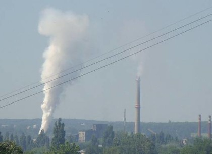 Ветер сносит ядовитый смог с Новоселовки в центр и на Алексеевку (Редпост)