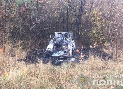 Заменили колеса, угнали и... сожгли авто односельчанина: горе-воришки пойманы (ГУНП)