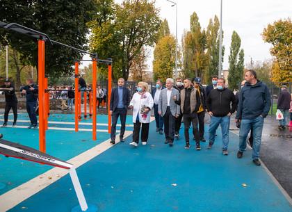 ФОТО: В Харькове открыли самый большой урбан-парк в Украине (РЕДПОСТ)