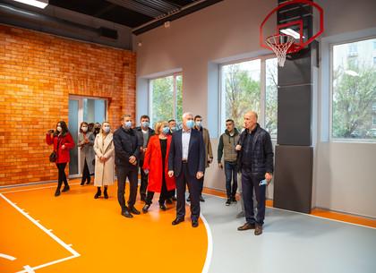 ФОТО: В школе №132 открылся спорткомплекс европейского уровня (РЕДПОСТ)