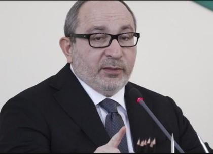 Территориальная избирательная комиссия зарегистрировала Геннадия Кернеса мэром Харькова (КТ)