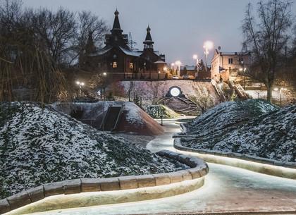 ФОТО: Саржин яр после первого снегопада (РЕДПОСТ)