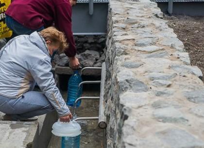 В Харькове назвали источники с хорошей водой (ХГС)
