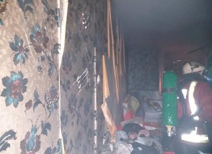 Пожар на Танкопия: эвакуировали 9 человек (ГУ ГСЧС)
