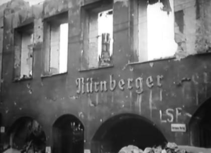 На «Интере» – премьера документального проекта «Нюрнбергский процесс. Без права на помилование»