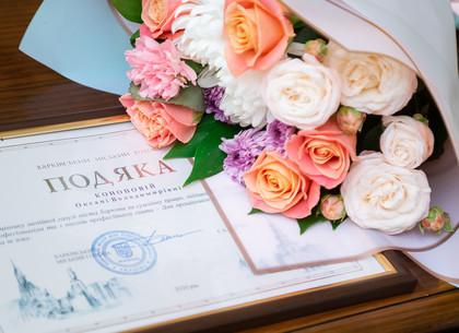 ФОТО: В городском совете поздравили работников радио и телевидения (РЕДПОСТ)